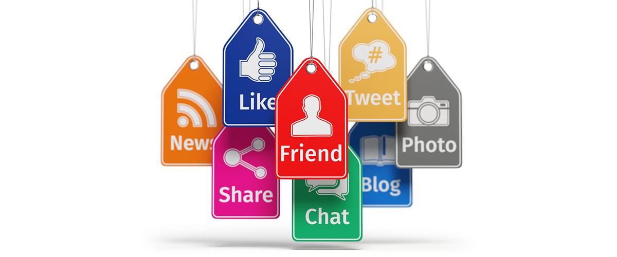 Social media marketing campagne