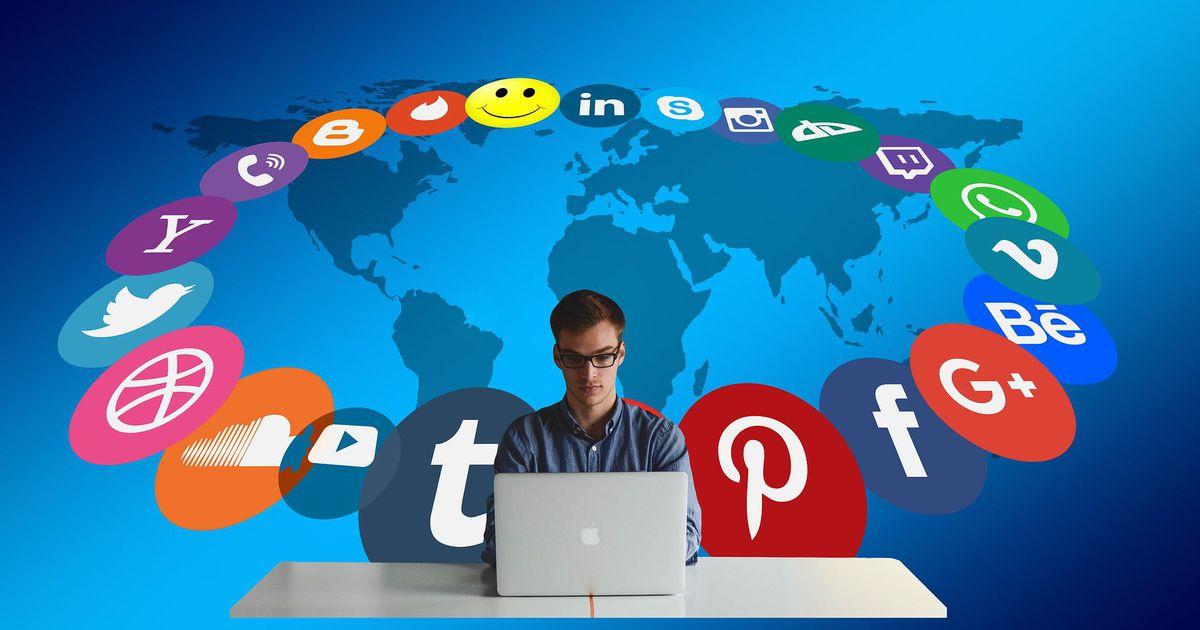 Social media marketing platformen